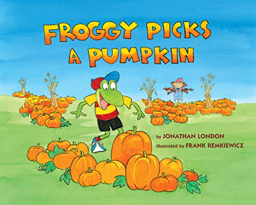 Froggy Picks a Pumpkin]()