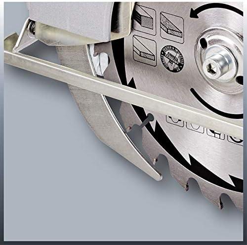 Einhell TC-CS 1400 Circular Saw, 1400 W, 190/66 mm