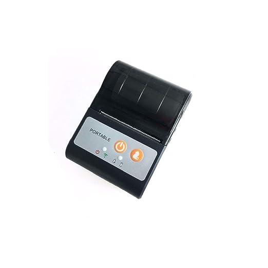 OXHARY Impresora térmica de Etiquetas Bluetooth Mini Impresora ...