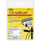 Blue Rhino OneBait Universal Mosquito Bait, Trap Attractant, Trap Lure - Works with Most Indoors or Outdoors Bug Traps and Zappers - Mimics Human Skin, Scents and Odors to Attract Mosquitoes
