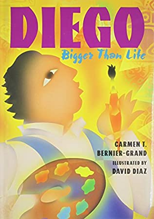 book cover of Diego
