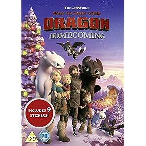 How To Train Your Dragon - Homecoming (6 Dvd) [Edizione: Regno Unito] [Italia]
