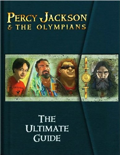 Percy Jackson & the Olympians: The Ultimate Guide [With Trading Cards] (Ultimate Trading Cards)