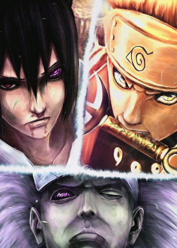 3-HO04F8 Road to Ninja Naruto the Movie by Masashi Kishimoto ...