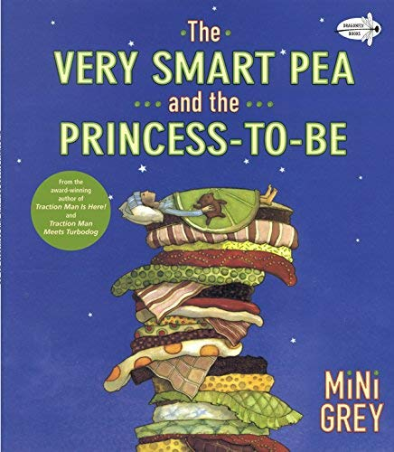 ([ The Very Smart Pea and the Princess-To-Be By Grey, Mini ( Author ) Paperback 2011 ])