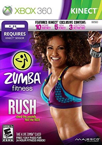 Price comparison product image Zumba Fitness Rush - Xbox 360