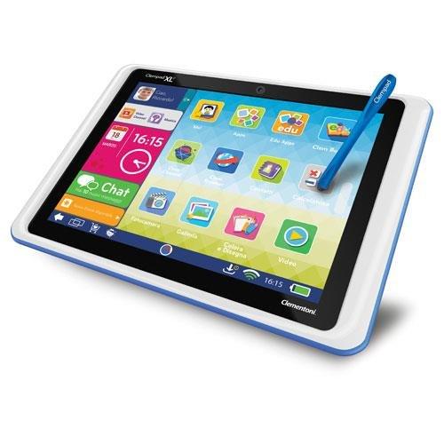 """Clementoni - 67109- Tablette Enfant 8"""" Clempad Dual XL 8Go"""