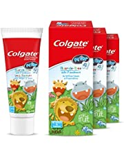 Colgate My First Infant & Toddler Fluoride-Free Toothpaste, Age 0-2, 40 mL - 3 Pack