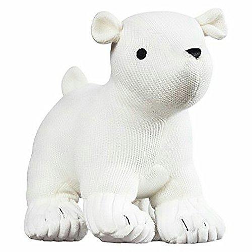 Knitted Polar Iceberg / Bear Plush, Crochet 12