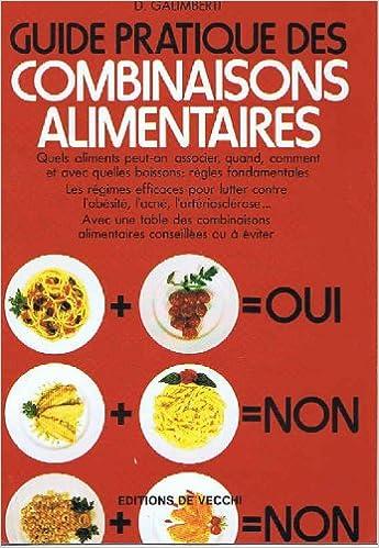 Read Online Guide pratique des combinaisons alimentaires pdf, epub ebook