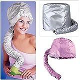 Comfort Home Portable Salon Hair Dryer Soft Hood Bonnet Attachment Hair care(2pcs/lot) by Bleiou
