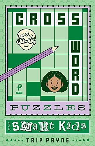 r Smart Kids (Puzzlewright Junior Crosswords) (Crossword Puzzle Books For Kids)