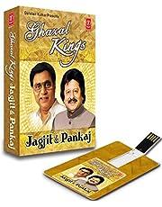 GHAZAL KINGS (JAGJIT & PANKAJ) (USB MEMORY STICK)