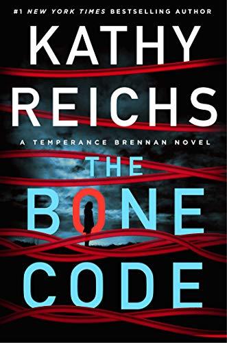 Book Cover: The Bone Code: A Temperance Brennan Novel