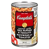 Campbell's Roasted Red Pepper and Tomato Soup, 284ml