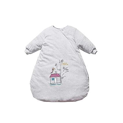 AA-SS-Baby Wrap Saco de Dormir de Invierno para bebé Saco de Dormir