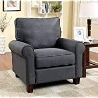 HOMES: Inside + Out ioHOMES Levine Classic Chair, Gray