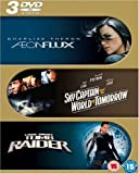 Aeon Flux/Sky Captain & the World of Tomorrow/Tomb Raider [Import anglais]