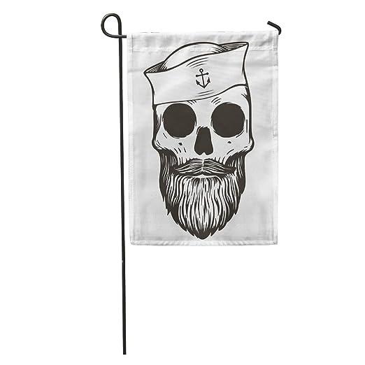 Semtomn Banderas de jardín Matriz Variación Tatuaje de Raro Joven ...