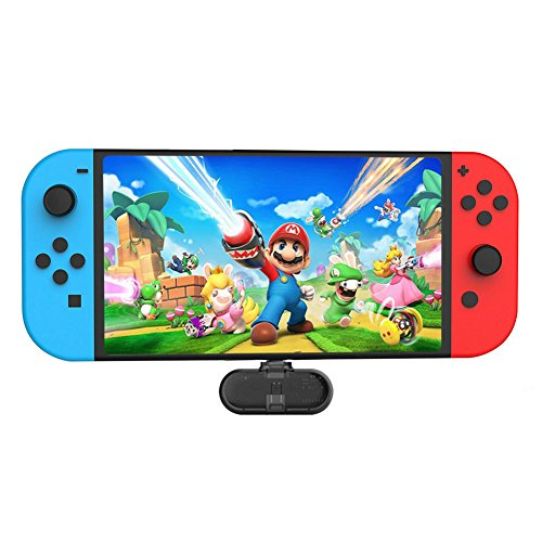 Mthinkor Gulikit Route+ Bluetooth Audio Transmitter Adapter Compatible with Nintendo Switch