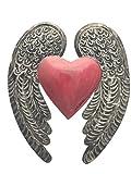 Madison Imports Milagro Heart Wings Milagro Ex Voto