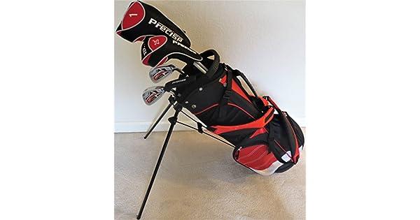 Amazon.com: Niños o Niñas Deluxe – Juego de golf las edades ...