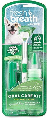 Tropiclean Fresh Breath Plaque Remover