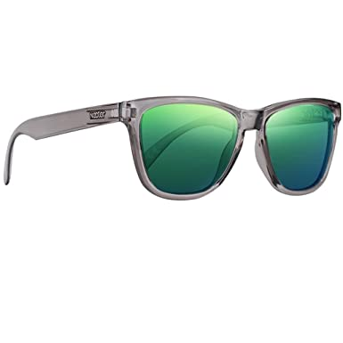 52cf1f100f2aa Nectar Unisex Polarized Topaz Sunglasses Transparent Gray Green   Amazon.co.uk  Clothing