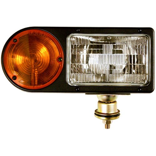 Blazer International Trailer & Towing Accessories Blazer C8050K Snow Plow Lights - Clear/Amber