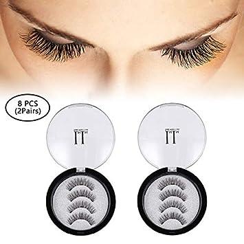 Magnetische Wimpern Imim Magnetische Wimpern 3 Magnete Kein