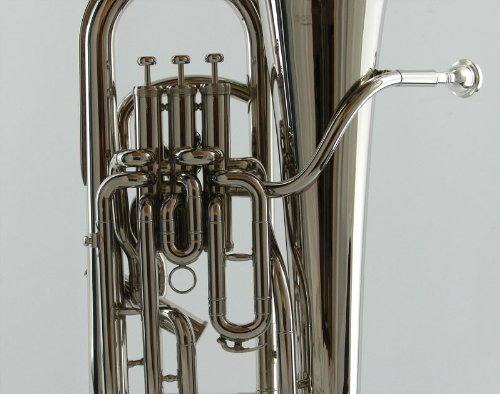 Schiller Elite Compensating Euphonium - Nickel Silver Plated