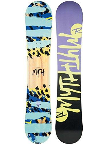 Rossignol Myth Snowboard Womens Sz 149cm (Snowboard Womens 149)