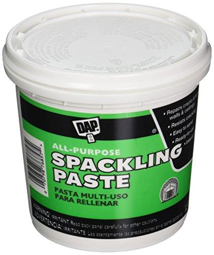 Dap 76857 Phenopatch Interior Exterior All Purpose Spackle Paste