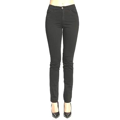 huge discount 4e412 318d8 Pantaloni Armani Jeans Nero: Amazon.co.uk: Clothing
