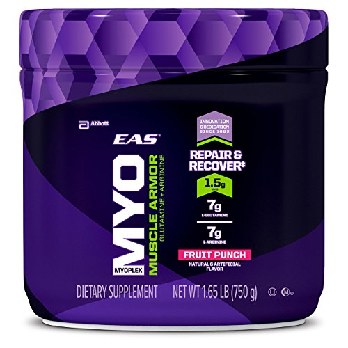 EAS Myoplex Muscle Armor Powder, Fruit Punch, 1.65 Pound (Muscle Accelerator)