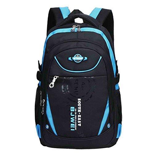Backpack for Boys - Bageek School Bag Backpack Oxford Bookbag 2018 New Arrivals Student Shoulder Backpack