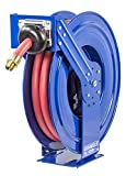 Coxreels TSHF-N-635 Supreme Duty Spring Rewind Hose Reel for fuel: 1'' I.D., 35' fuel hose, 300 PSI