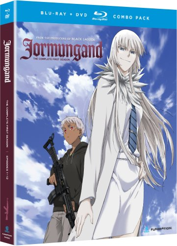 Jormungand: The Complete First Series (Blu-ray/DVD ()