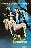 The Satanic Rites Of Dracula (Aka Count Dracula And His Vampire Bride) 1973 Movie Poster Masterprint (24 x 36)