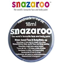 18ML ELECTRIC BLACK Snazaroo Electric Face Paint