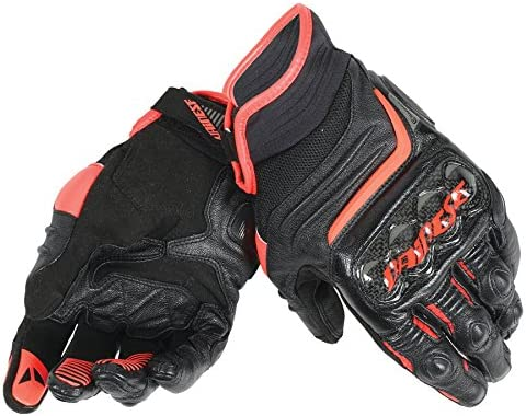 Dainese Carbon Leather Motorcycle Gloves product image