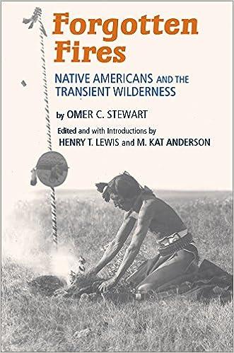 Bestes Forum zum Herunterladen von kostenlosen E-Books Forgotten Fires: Native Americans and the Transient Wilderness 0806140372 in German DJVU