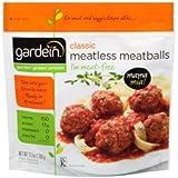 Gardein Classic Meatless Meatballs, 12.7 Ounce - 8 per case.