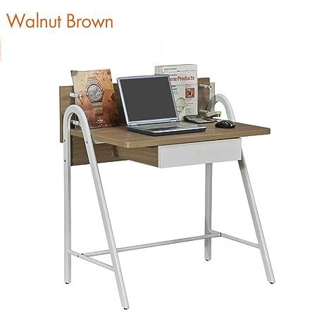 Mesas de centro MEIDUO Escritorio de la computadora con cajones PC ...
