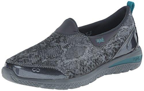 Ryka Deep Harbor On Women's Henley Sneaker Slip Pewter xwxg6Y