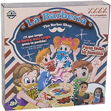 XTURNOS La Barbería: Amazon.es: Juguetes y juegos