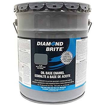 Amazon Com Diamond Brite Paint 31150 5 Gallon Oil Base