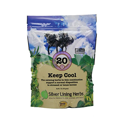 Misc Herbs (Silver Lining Herbs 20 Keep Cool, 60 Scoops Per Bag)
