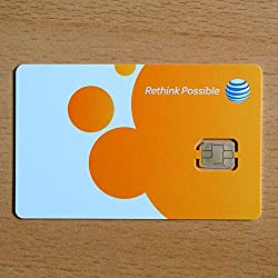 The sim card we have are ATT custom nano cut. We have few that was cut to be use ready 100% works.