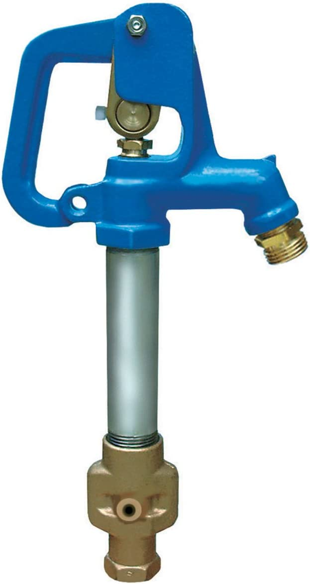 Simmons Manufacturing 4802LF Lead Free Premium Frost Proof Yard Hydrant, 2'